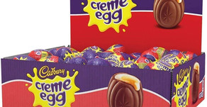 Grab A Whole box Of Creme Eggs For Just £15.80!