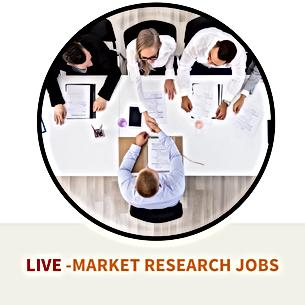 Live market research jobs