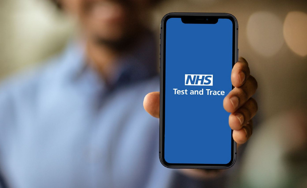 NHS Track & Trace market research project