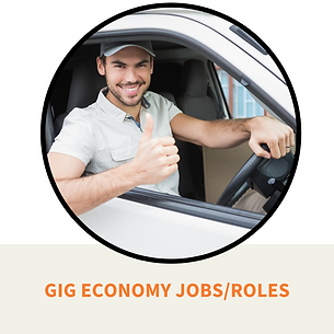 The best Gig Economy jobs