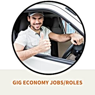 The best Gig Economy jobs