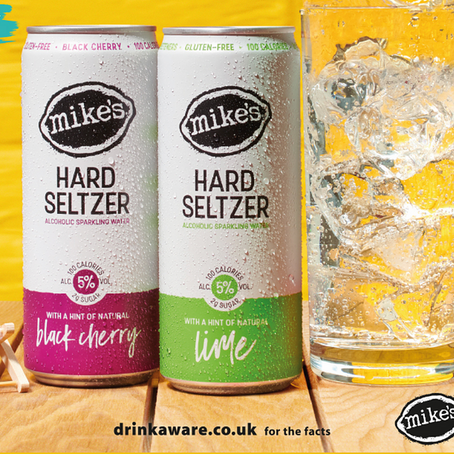 5,000 Free Cans Of Mike's Hard Selzer !