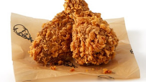 Grab Free Chicken Wings With The KFC App..