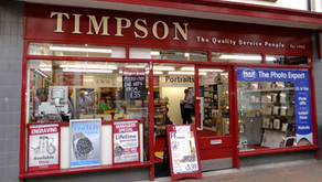 Free Dry Cleaning For Job Hunters From Timpson