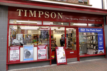 Free dry cleaning from Timpson for job interviewees