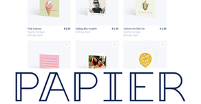 Grab A £15 Store Credit From Papier & The Penny Pincher