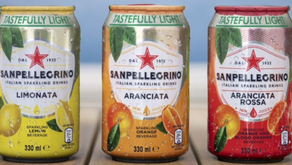 Grab TWO FREE Cans Of SanPellegrino Tastefully Light!