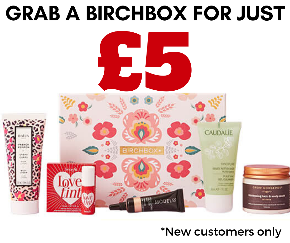 Grab a Frozen 2 themed Birchbox, for just £5