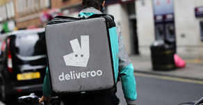 Deliveroo Now Delivering Supermarket Products..