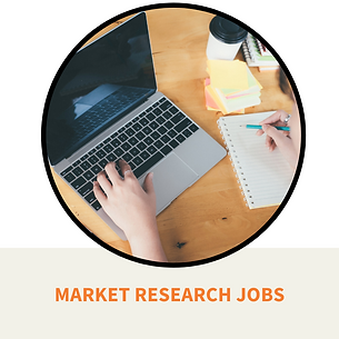 Markt research jobs