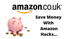 How can you save money at Amazon?