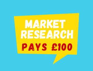 Earn up to £140 on this TV themed research project