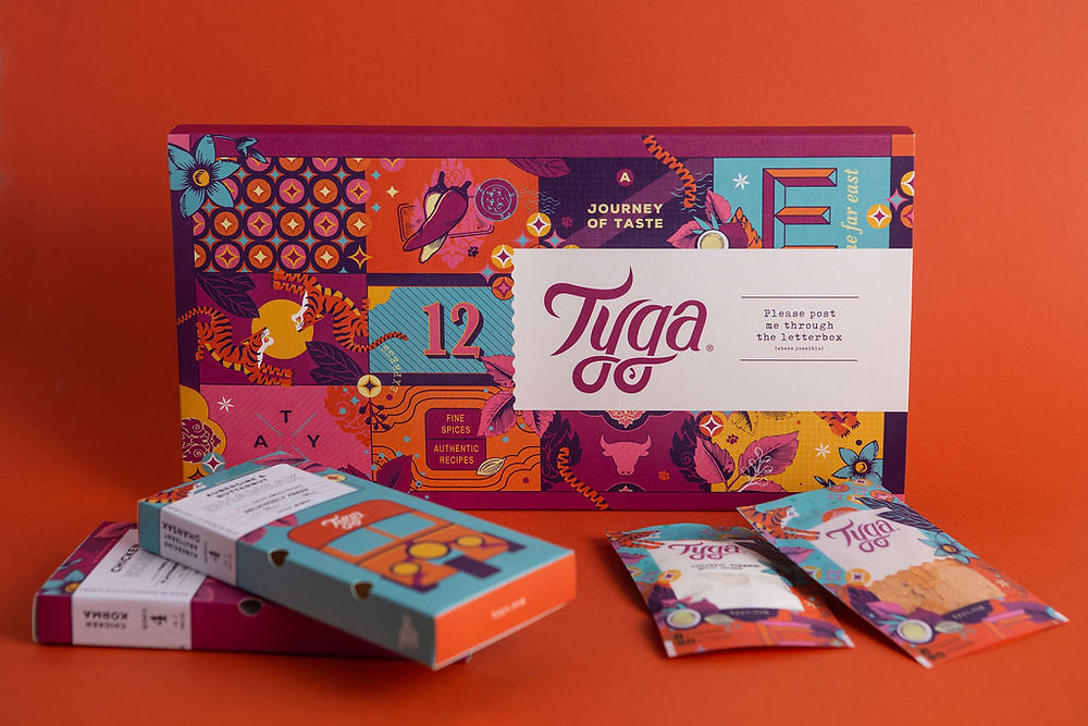 Grab a free spice kit this October from Tyga