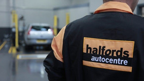 Grab A Free MOT From Halfords Worth £39.85