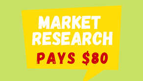 Do You Work In Freight Or Shipping? Market Research Paying $80