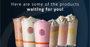Earn Up To £39 Testing Restaurant Milkshakes!