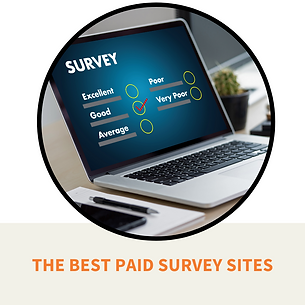 The best paid survey sites