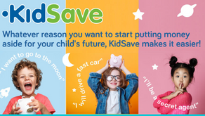 Earn Cash Back To Put Towards Your Kids Future!