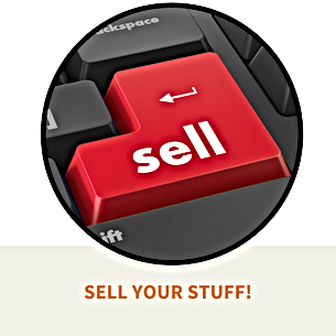 The best way to sell your stuff, to earn some extra cash
