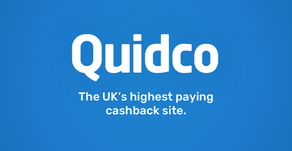 Cash Back On Your Purchases From Quidco!