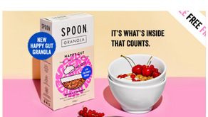 Grab a FREE Pack Of Spoon Granola Worth £3.99!