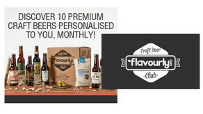 £5 Off Your First Beer Or Gin Order From Flavourly