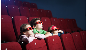 Odeon Cinema Trip With The Kids For Just £2.50 Each