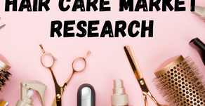 Hair Care Market Research Project - UK Residents - 16/07/20