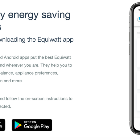 Save Energy & Earn Points With Equiwatt