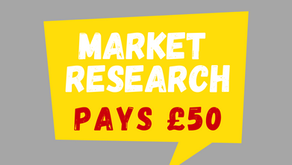 Market Research Project Based Around Healthy Living - Pays £50