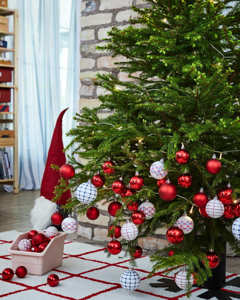 Grab an Ikea Christmas Tree for just £9