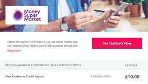 FREE £10 For Checking Your Credit Report!