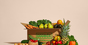 Grab £10 Off A Odd Box Rescued Fruit & Veg Box
