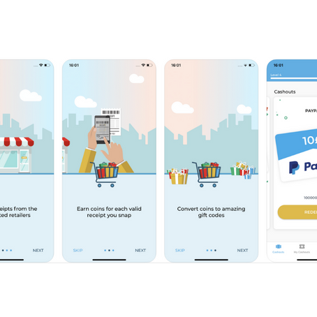 Receipt Hog Replacement, Storewards, Launches In UK