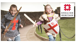 Keep The Kids Busy With English Heritage