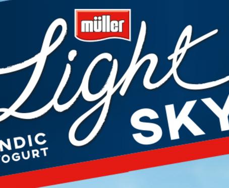 Grab 2 Free Pots Of Muller Light SKYR Yogurt
