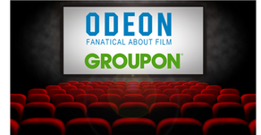 ❌ EXPIRED ❌ 5 Odeon Tickets For Just £20 From Groupon!