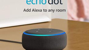 Amazon Slash Price Of the Echo Dot, To Just £22.00!