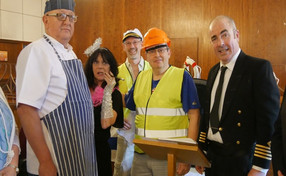 Murder Mystery Fun At Sutton Synagogue