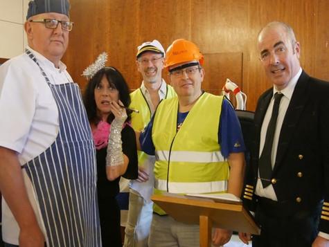Murder Mystery Fun At Sutton Synagogue