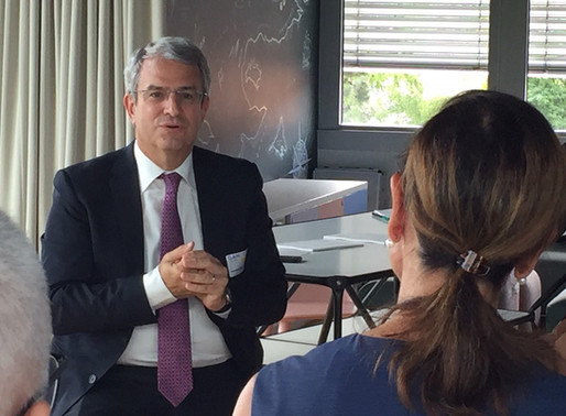 Nestlé's Laurent Freixe elected Chairman of Global Apprenticeship Network