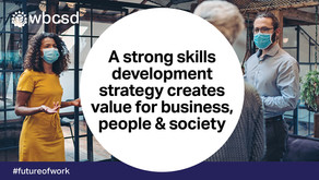 New Guide Emphasizes Skills Development as Key Business Strategy to a Sustainable World of Work