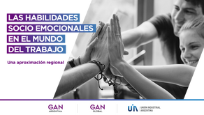 GAN Argentina Launches a New Report on Socio-Emotional Skills, based on Latin American Experiences