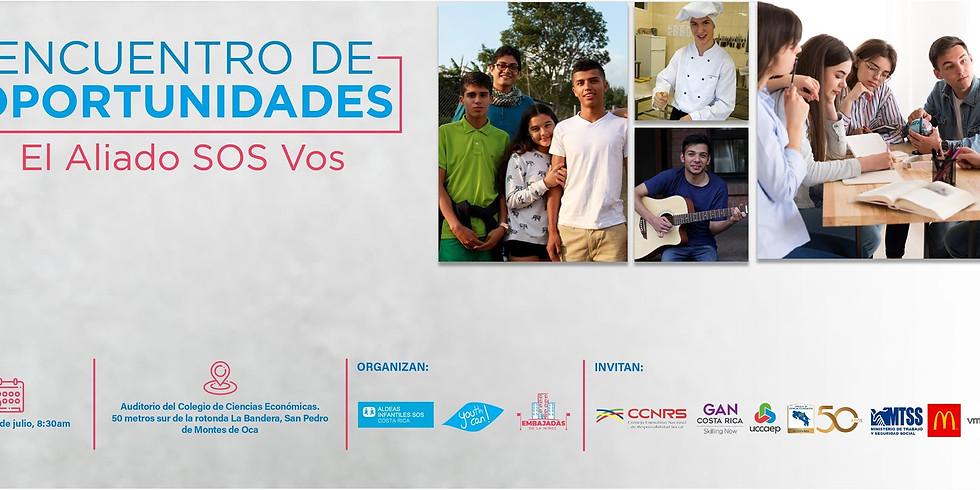 Encuentro de Oportunidades Program YouthCan!