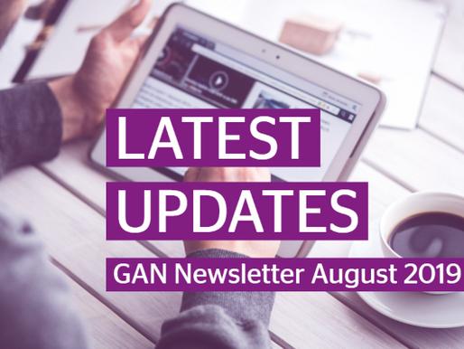 Newsletter August 2019