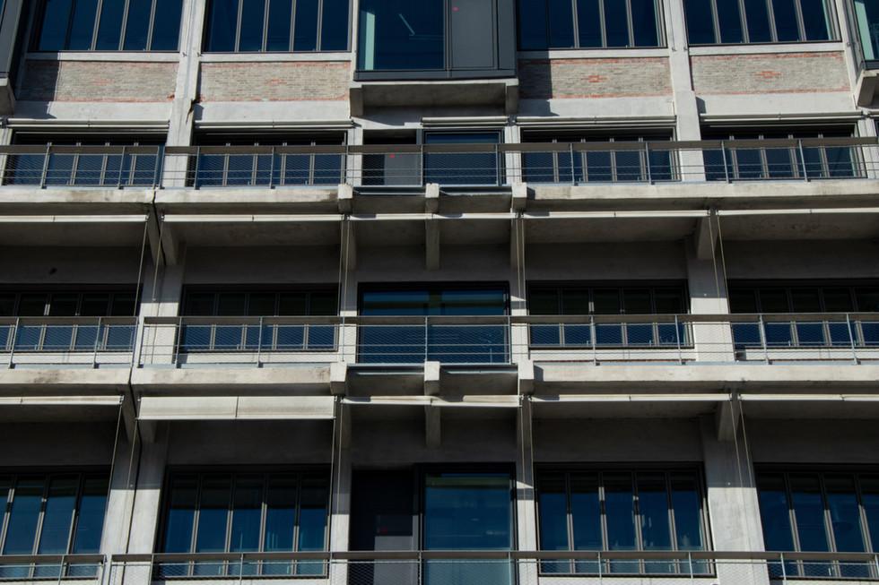 Building in Aubervilliers