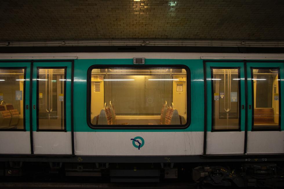 Metro Dauphine