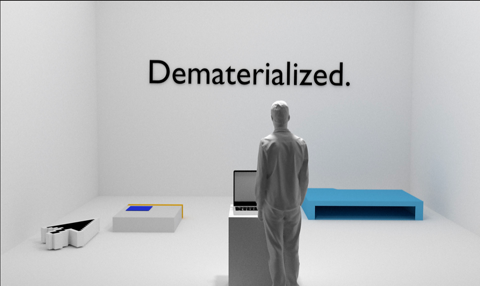 Dematerialized