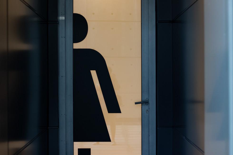 Bathroom in Dubai