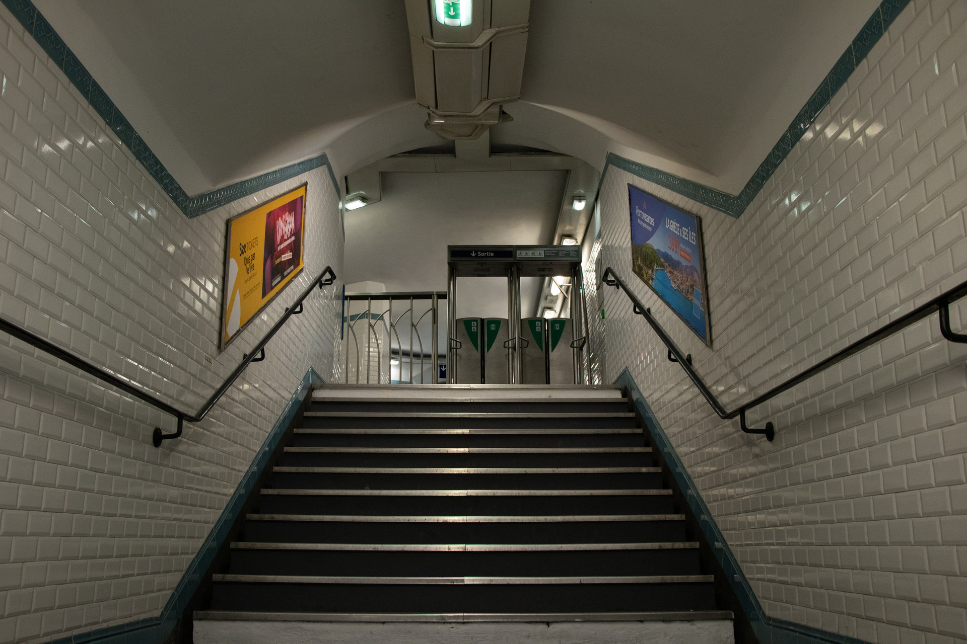 Metro Dauphine 3